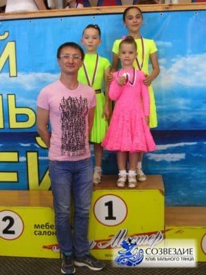 «Крымский танцевальный трофей» г.Севастополь 25.6.17