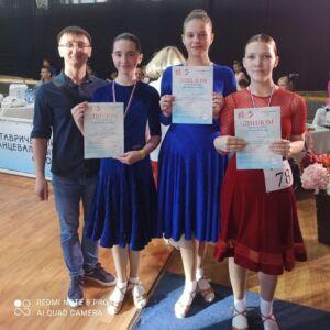 Чемпионат ТТА г.Симферополь 30 мая 2021
