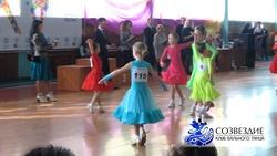 Турнир «Танцевальный фейерверк» г.Красногвардейское 18 февраля 2018